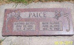 Ruth Tillman Paice