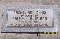 Rachael Ann Davis