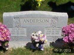 John Miles Anderson