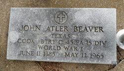 John Atler Beaver