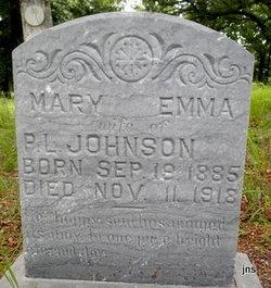 Mary Emma Johnson