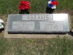 Mary Frances Abrams