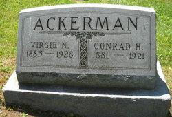 Conrad H Ackerman