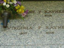 josephine frances raines raynes 1930 2002 find a grave memorial