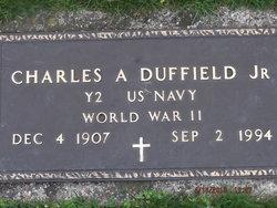 Judge Charles Andrew Duffield, Jr