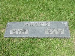 William Wesley Adams, Sr