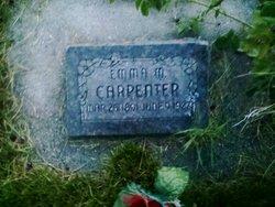 Emma <I>Merritt</I> Carpenter