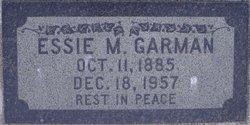 Essie M. Garman
