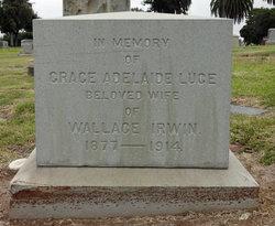 Grace Adelaide <I>Luce</I> Irwin