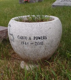 Carol Ann <I>Lord</I> Powers