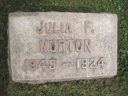 Julia F. Norton