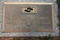 Mary Ann DeSimone