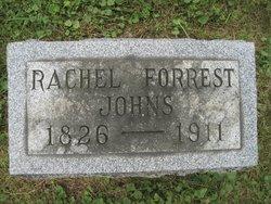 Rachel <I>Forrest</I> Johns