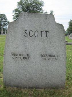 Josephine <I>Cottrill</I> Scott