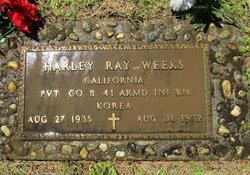 Harley Ray Weeks
