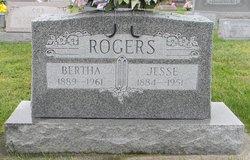 Bertha <I>Allen</I> Rogers