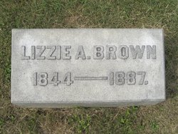 Lizzie <I>Armstrong</I> Brown