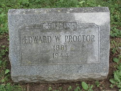 Edward William Proctor