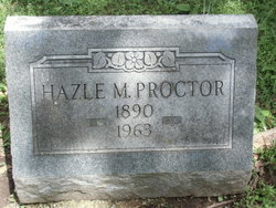 Hazle Mae <I>Hunt</I> Proctor