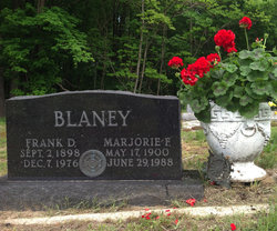 "Francis Dennison ""Frank"" Blaney"