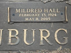 Mildred <I>Hall</I> Brandenburg