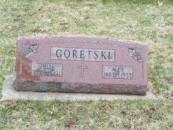 Julia <I>Elbrant</I> Goretski