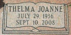 Thelma JoAnne <I>Green</I> Berretta