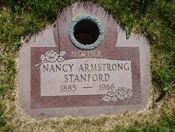 Nancy Helen <I>Armstrong</I> Stanford