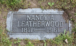 Nancy Rebecca <I>Albaugh</I> Leatherwood