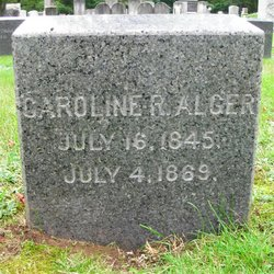 Caroline Richmond Alger