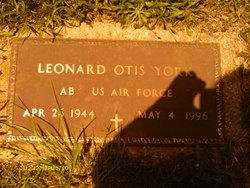 Leonard Otis York