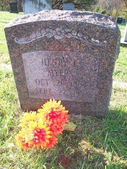 Henry Cleveland Myers