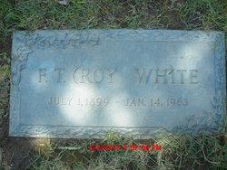 """Filo Terrell """"Roy"""" White"""