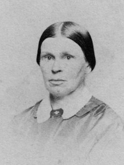 Sarah Ann Newton <I>Jones</I> Dawson