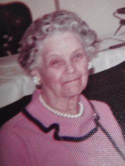 Lillian Ida <I>Brewer</I> Byrd