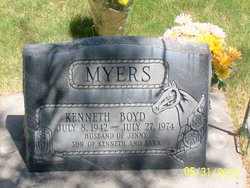 Kenneth Boyd Myers