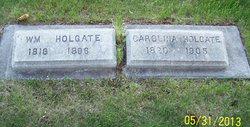 William Holgate