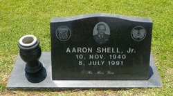 "Aaron ""Sonny"" Shell, Jr"
