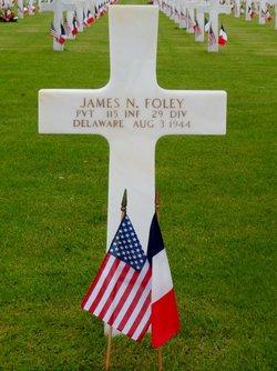 Pvt. James Norwood Foley