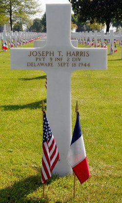 Pvt. Joseph Thomas Harris
