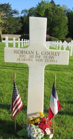 PFC Norman L Cooley