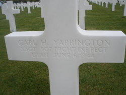 SSgt Carl H Yarrington