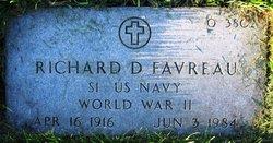 Richard Daniel Favreau