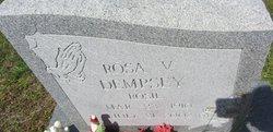 "Ellen Rosavell ""Rosie"" <I>Buckhalter</I> Dempsey"