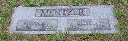 Russell Earl Mentzer