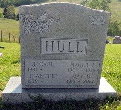 May Della <I>Ray</I> Hull