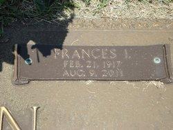 Frances <I>Simmons</I> Brown