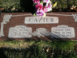 Joseph Earl Cazier