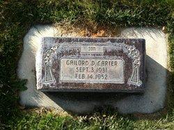 Gailord Carter