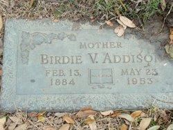 Birdie Vera <I>Smith</I> Hanna Addison